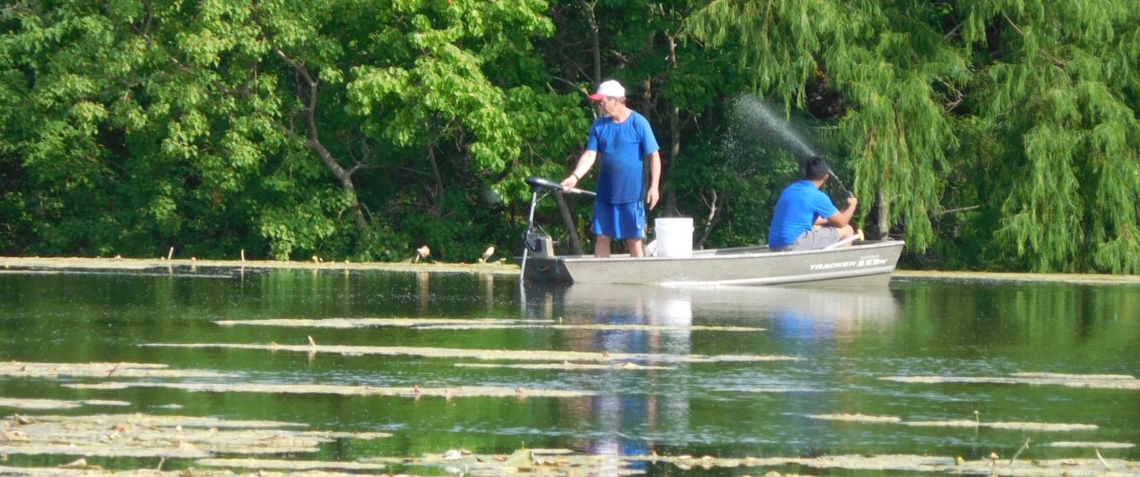 Lake And Pond Management And Maintenance L San Antonio
